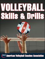 Volleyball Skills and Drills