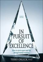 In Pursuit of Excellence
