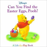 Disney's Can You Find the Easter Eggs, Pooh?