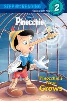 Pinocchio's Nose Grows