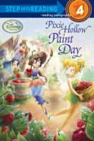 Pixie Hollow Paint Day