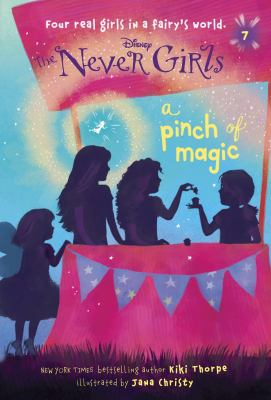 Cover image for A Pinch of Magic