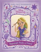 Rapunzel Finds A Friend