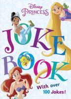 Disney Princess Joke Book