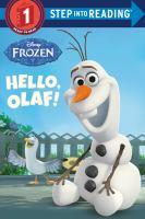 Hello Olaf!
