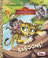 Baboons!