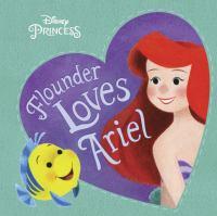 Flounder Loves Ariel