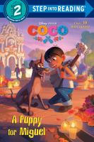 Puppy for Miguel (Disney/Pixar Coco).