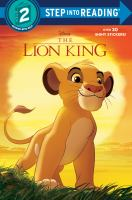 Lion King Deluxe Step into Reading (Disney the Lion King).