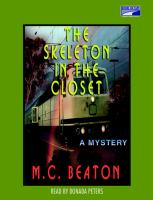The Skeleton in the Closet