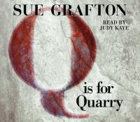 """""""Q"""" Is for Quarry"""