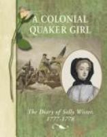 A Colonial Quaker Girl