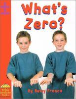What's Zero?