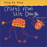 Crafts From Salt Dough