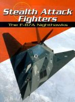 Stealth Attack Fighters
