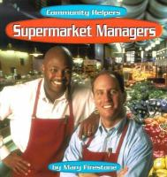 Supermarket Managers