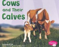 Cows and Their Calves