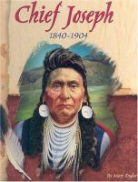 Chief Joseph, 1840-1904