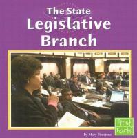 The State Legislative Branch