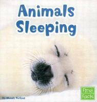 Animals Sleeping