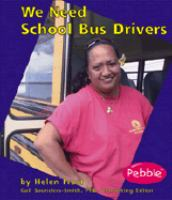 We need school bus drivers