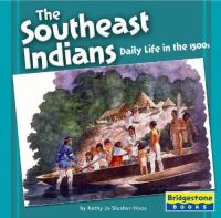 The Southeast Indians
