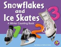 Snowflakes and Ice Skates