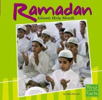 Ramadan : Islamic holy month / by Terri Sievert.