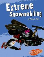 Extreme Snowmobiling