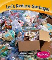 Let's Reduce Garbage!