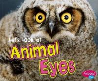Let's Look at Animal Eyes