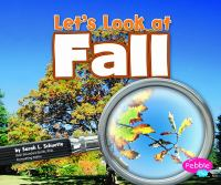 Let's Look at Fall