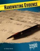 Handwriting Evidence