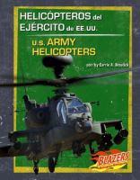 Helicópteros del Ejército de EE. UU
