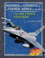 Aviones de combate de la Fuerza Aérea de EE. UU