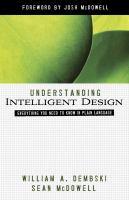 Understanding Intelligent Design