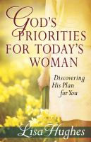 God's Priorities for Today's Woman
