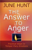 The Answer to Anger