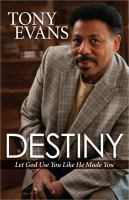 Destiny : [let God use you like he made you]