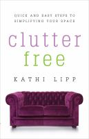 Clutter Free