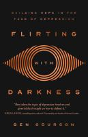 Cover of Flirting With Darkness