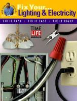 Lighting & Electricity