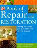 Time Life Book of Repair and Restoration