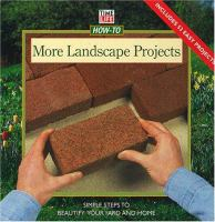 More Landscape Projects