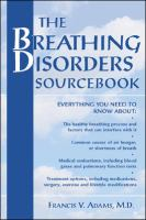 The Breathing Disorders Sourcebook