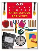 60 Super Simple After School Activities