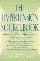 Hypertension Sourcebook