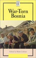 War-torn Bosnia