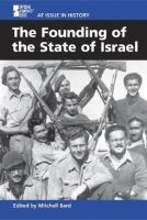The Founding of the State of Israel