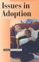 Issues in Adoption
